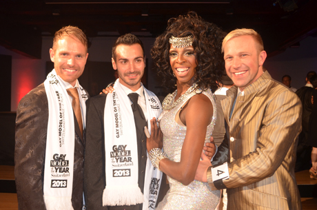 Gay Model of the Year Finale der Schweiz 2013