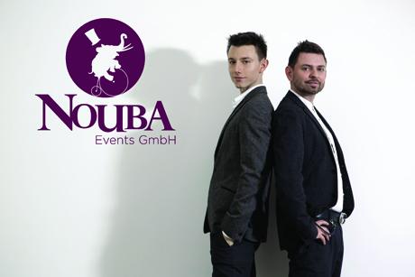 Nouba Events, Dieter Sapper, Emanuel Wiehl