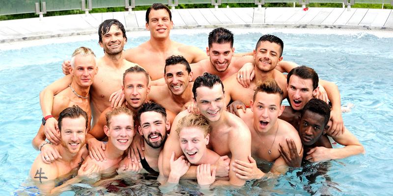 Mr Gay Europe 2014