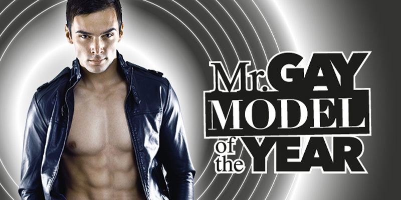 Mr Gay Model of the Year